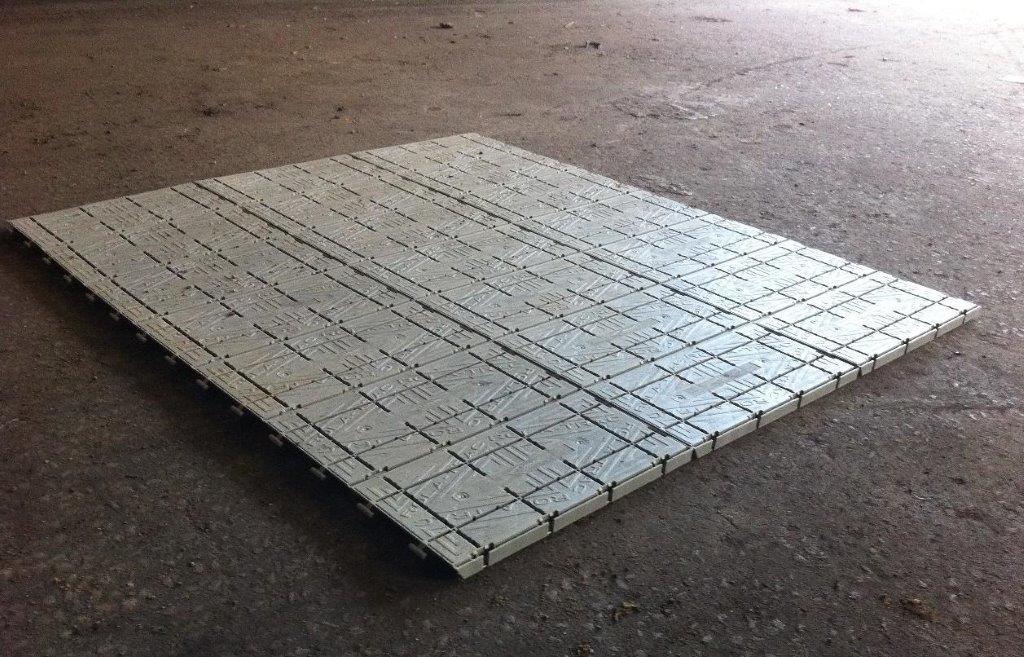 Rola Trac Pedestrian Flooring Event Flooring