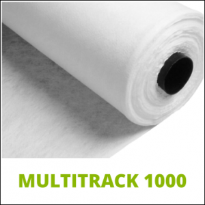 multitrack 1000 geotextile | permeable filter separator