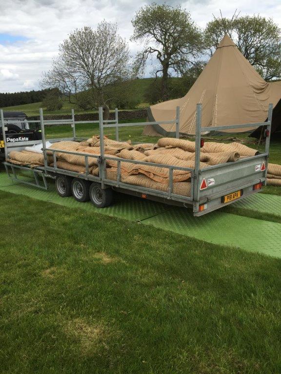 Groundmatz Ground Protection Mats Temporary Trackway