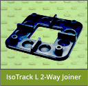 IsoTrack 4-Way Joiner